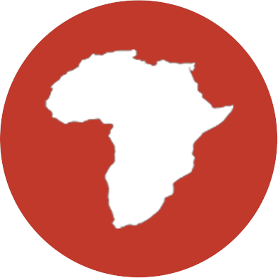 Circle icon africa